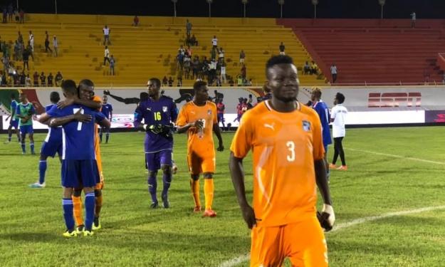 Son doublé face au Cap-Vert, les échéances à venir avec les Éléphants A'… , Gbagbo se prononce