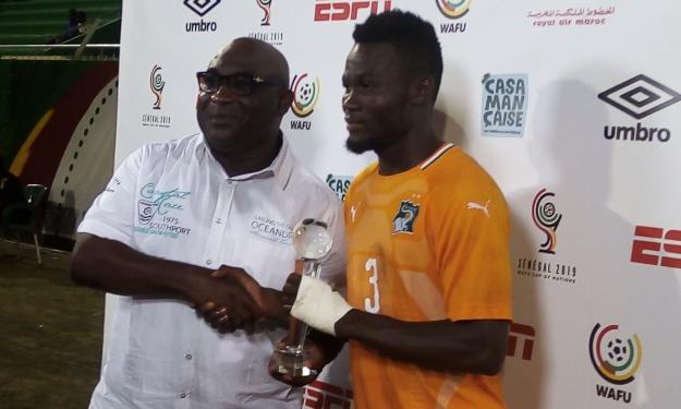 Son rôle auprès des Eléphants A', sa recette pour battre le Ghana… Ben Badi se livre avant la demi-finale de la Coupe UFOA