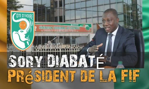 ''Sory Diabaté, le Président qu'il nous faut !'', le N°2 de la FIF entre dans la danse