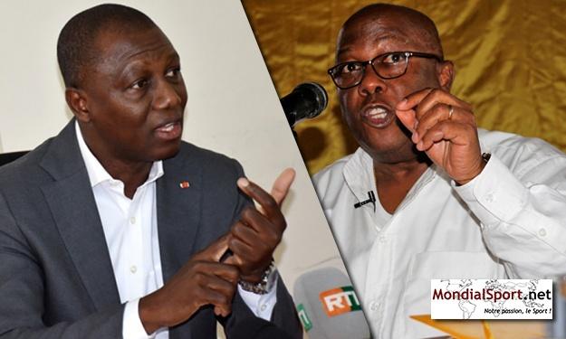 Sory Diabaté se déchaîne contre Me Roger Ouégnin et les détracteurs de la FIF : ''ils vivent dans le passé et nous on avance…''