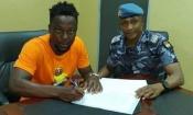 Sporting Club de Gagnoa : Akpa Chris Emmanuel signe au Niger