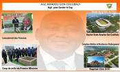 Stade de Korhogo : Gon Coulibaly immortalisé ?