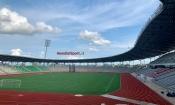 Stade de Yamoussoukro : Grosse interrogation autour de la pelouse (images)