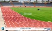 Stade de Yamoussoukro : la piste d'Athlétisme a fière allure (images)