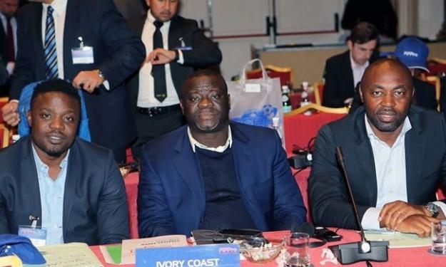 Statuts de l'AFI : Domoraud et son équipe accusés d'avoir falsifié la signature de Drogba