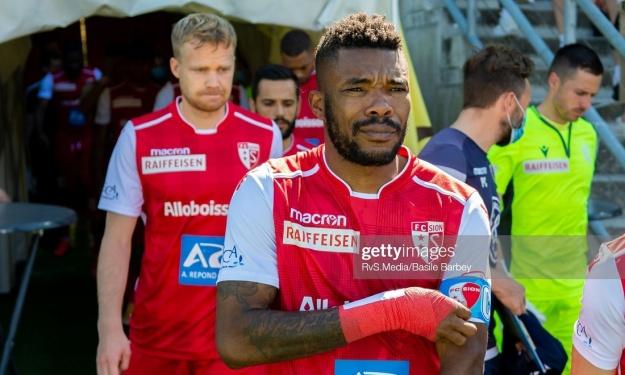 Suisse : Le FC Sion renouvelle une fois de plus sa confiance en son capitaine Serey Dié