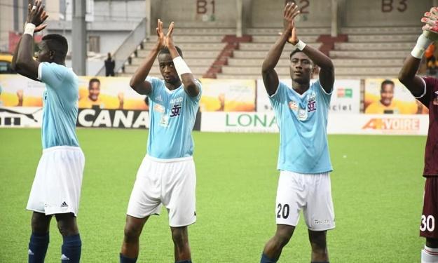 Super Division (J2) : Koffi David ramène l'AFAD à hauteur de l'ASEC