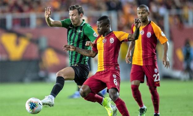 Süper Lig : Entame ratée pour le Galatasaray de Jean Michael Seri