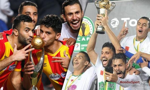Supercoupe CAF 2018 : l'Espérance de Tunis et le Raja de Casablanca ont rendez-vous au Qatar