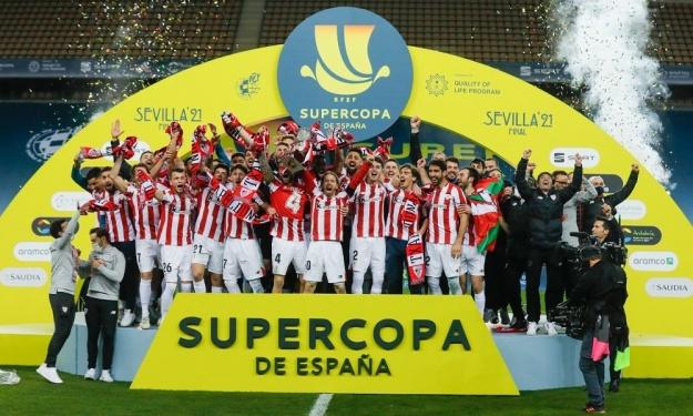 Supercoupe d'Espagne : L'Athletic Bilbao renverse le Barça en Finale