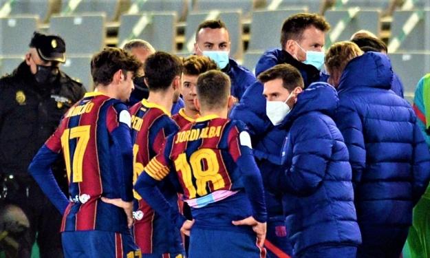 Supercoupe d'Espagne : Le Barça attend le Real en finale