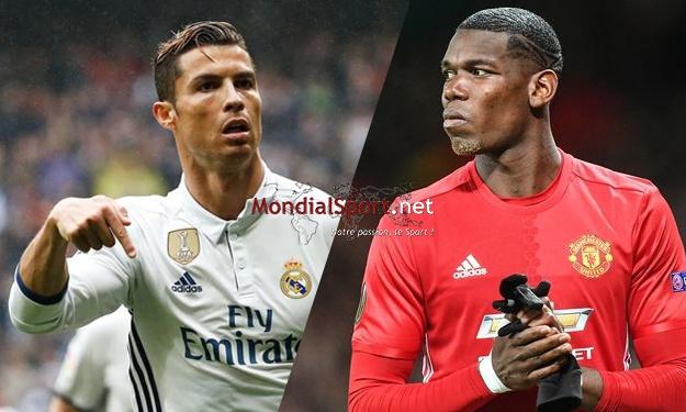 Supercoupe de l'UEFA 2017 : Real Madrid vs Man. United ce Mardi 08 août