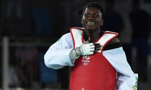 Taekwondo : Gbagbi Ruth occupe la 1ère place mondiale dans sa catégorie
