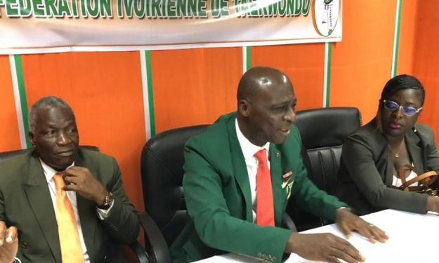 Taekwondo : JO et fonctionnement des nouvelles Ligues au menu du 1er Comité Directeur de la Fédération Ivoirienne
