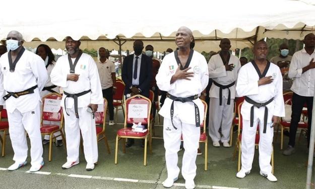 Taekwondo : L'AUC rend un vibrant hommage à Bamba Cheick Daniel