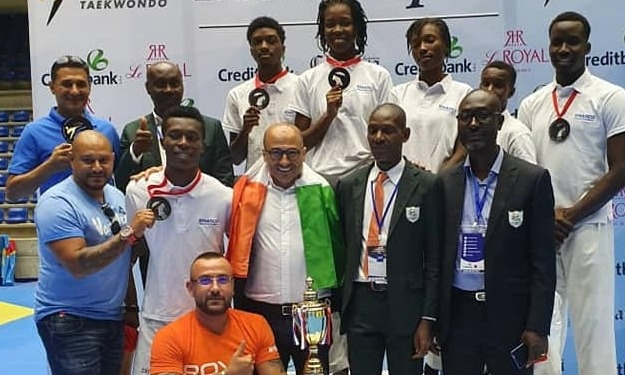 Taekwondo : Les Éléphants remportent 4 médailles à Beyrouth
