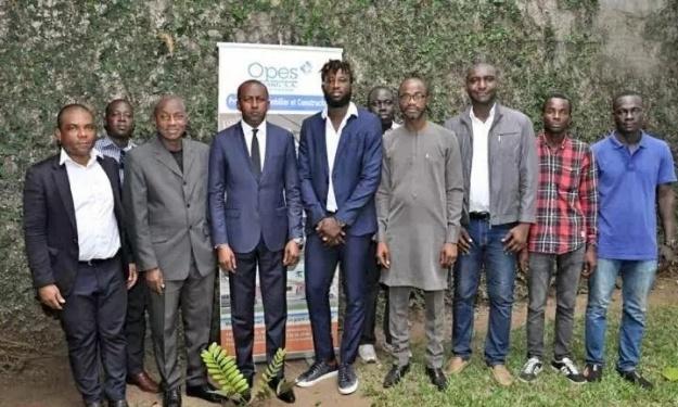 Taekwondo : Un nouveau sponsor aux côtés de Cissé Cheick