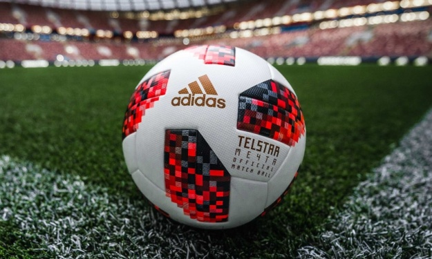 Telstar ''Mechta'', le ballon officiel de la phase à élimination directe
