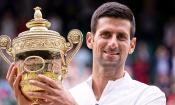 Tennis : Djokovic remporte Wimbledon et égale le record de Federer et Nadal en Grand Chelem