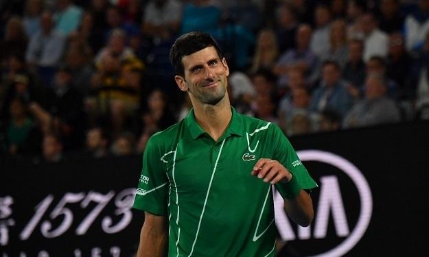 Tennis : Novak Djokovic et son épouse testés positifs à la COVID-19