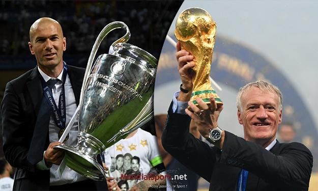 The Best FIFA 2018 : Les Nominés pour le titre de meilleur entraîneur de l'année