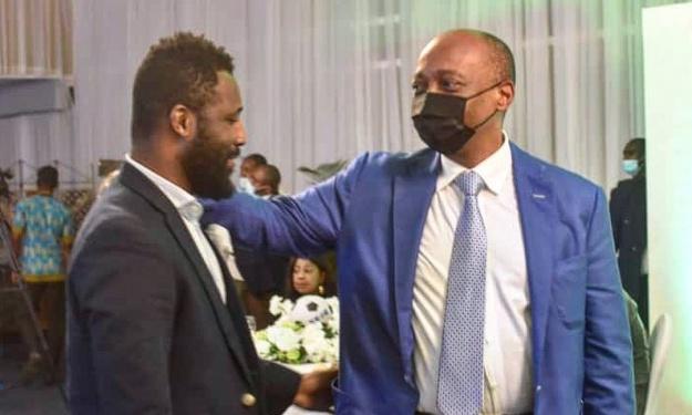 Tiéné Siaka exprime sa reconnaissance à Patrice Motsepe et toute sa famille