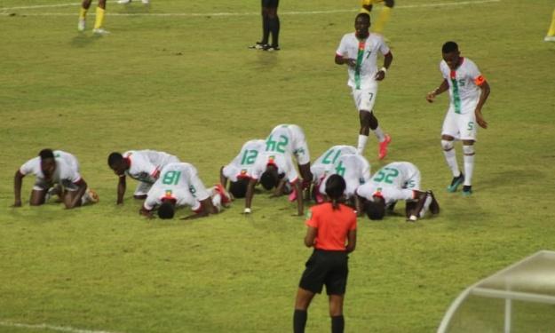 Tournoi UFOA-B U17 : Le Burkina Faso arrache la 3è place