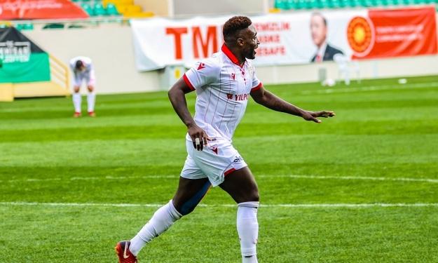 Turquie : Dja Djédjé s'offre son 1er but de la saison
