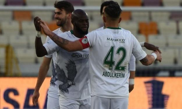 Turquie : Ismaël Diomandé s'offre sa 1ère réalisation de la saison