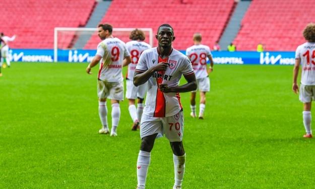 Turquie : 1er but cette saison pour Moryké Fofana