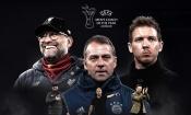UEFA : 3 Allemands à la lutte pour le titre d'entraineur de l'année