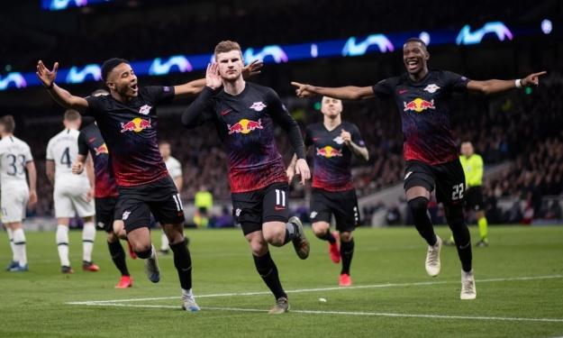 UEFA LDC (1/8ès Aller) : Timo Werner punit Mourinho et les Spurs ; l'Atalanta se balade à Valence pour sa 1ère
