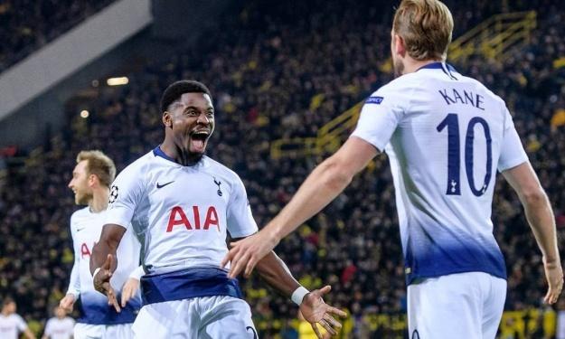UEFA - LDC: Serge Aurier (Tottenham) disputera pour la 1ère fois les demi-finales