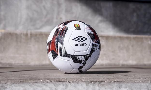 Umbro dévoile le ballon officiel de la Coupe d'Afrique des Nations 2019