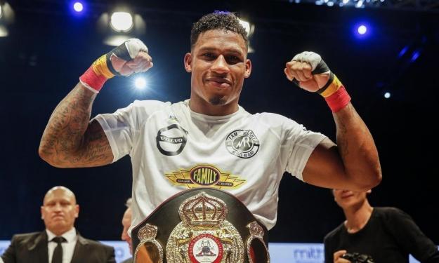 Un boxeur Ivoiro-Belge nouveau Champion du Monde WBA