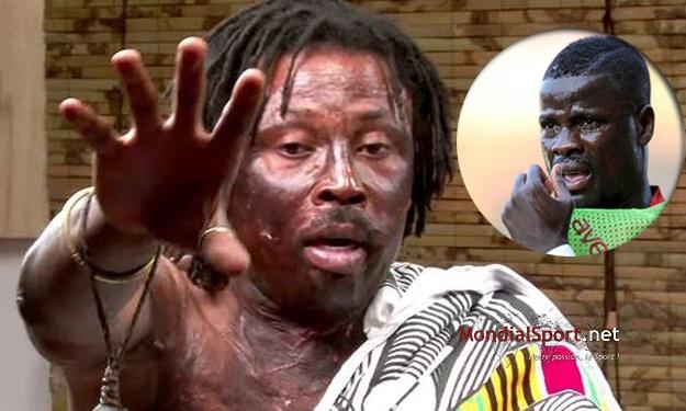 Un féticheur ghanéen révèle l'origine des ennuis d'Eboué Emmanuel