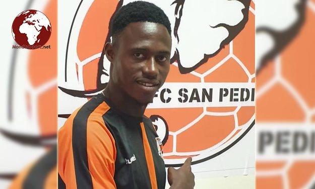 Un International Togolais signe au FC San Pedro