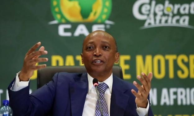 Une CAF plus compétitive et autosuffisante, l'ambition de Patrice Motsepe