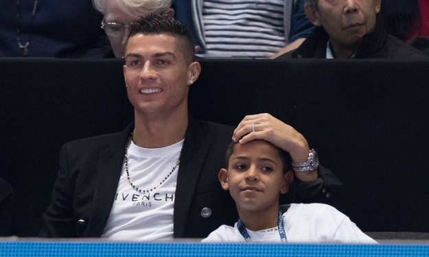 Une enquête ouverte contre le fils de Cristiano Ronaldo