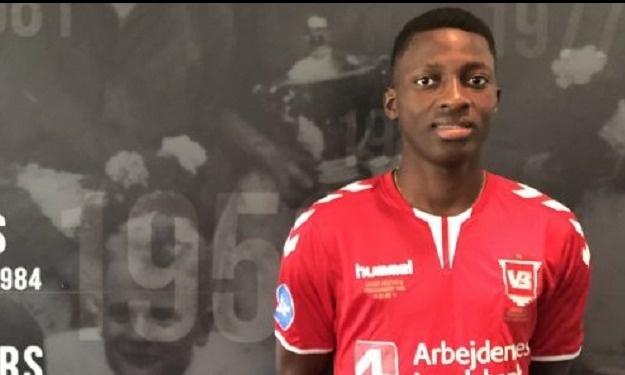 Une pépite de l'Olympique Sport d'Abobo (OSA) signe au Danemark