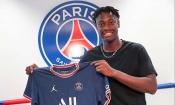 Une pépite originaire de la RDC signe son 1er contrat professionnel avec le PSG