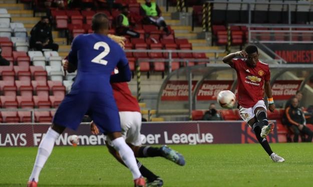 United : Amad Diallo régale avec un superbe coup-franc