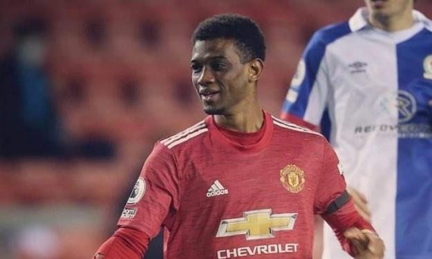 United : Amad Diallo s'offre 1 but et 3 passes décisives pour son 2è match