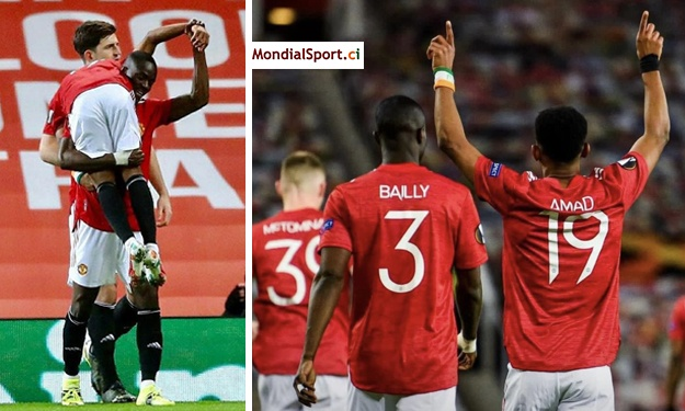 United : Eric Bailly félicite son protégé Amad Diallo et se satisfait de sa 100è