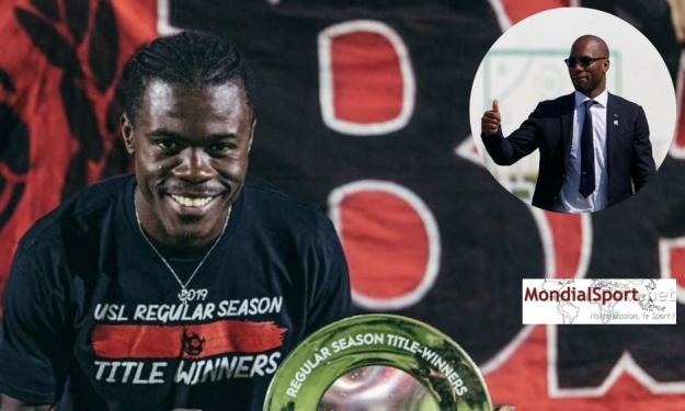 USA : Mala Doueugui Champion avec le Phoenix Rising, Drogba réagit
