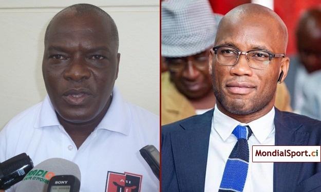 Victime d'un lynchage médiatique après sa sortie sur Drogba, le président de l'ASI répond aux internautes