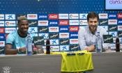 Villarreal : Serge Aurier présenté officiellement