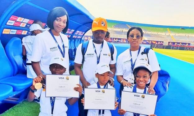 VISA a fait des heureux en Côte d'Ivoire à l'occasion de la CAN 2019