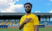 Xavier Kouassi a fait ses débuts en France