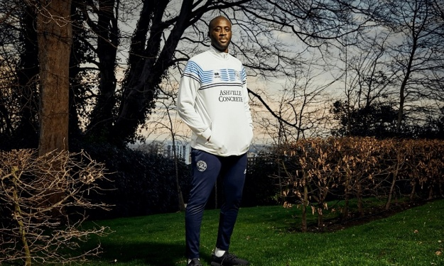 Yaya Touré en route pour l'Ukraine